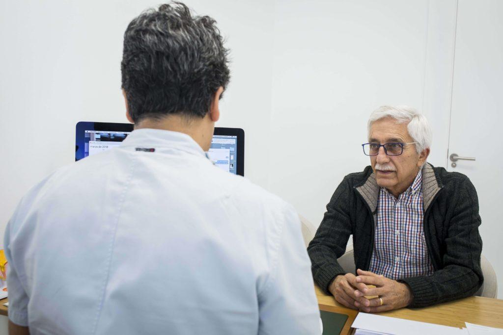 primera visita al urólogo