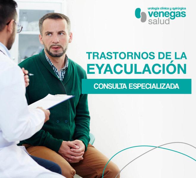 TRASTORNOS DE LA EYACULACIÓN-MV