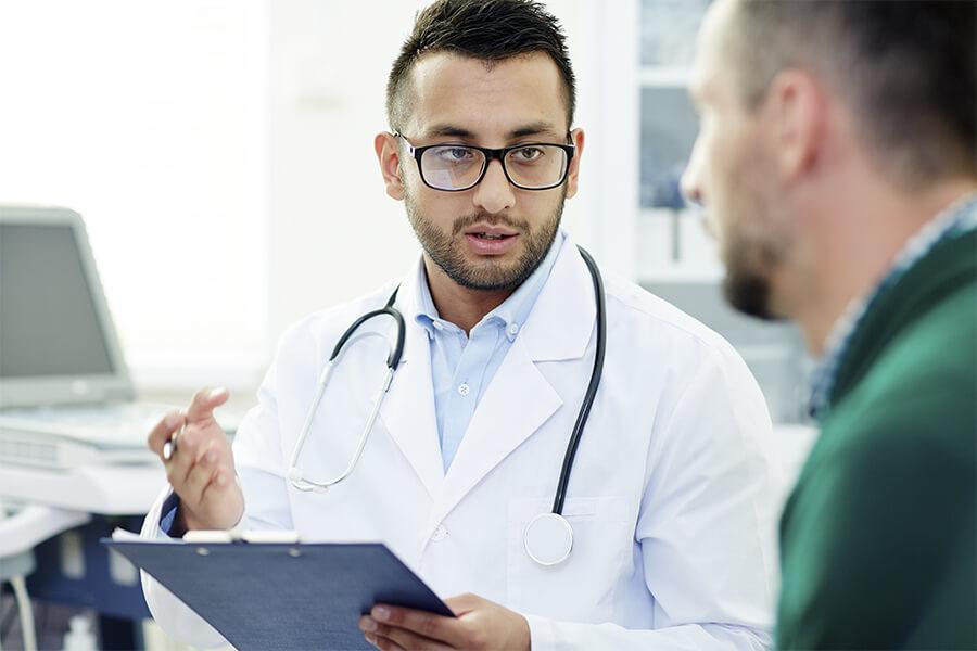 diagnóstico de la Hiperplasia
